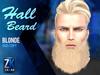 Hall Beard Blonde - ZK