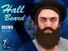 Hall Beard Brown - ZK