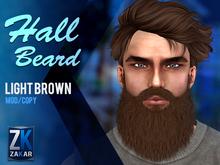 Hall Beard Light Brown - ZK