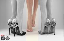 SALE 60% OFF Phedora. Aria heels Nude