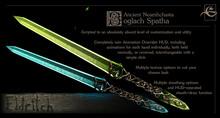 .Eldritch. Ancient Boglach Spatha (Neamhchasta)