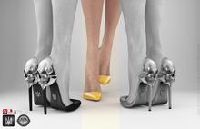keem : Aria heels Bee ( Unpack Hud - wear )