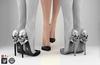 Black aria heels