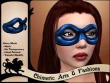 Hero Mask (Blue)