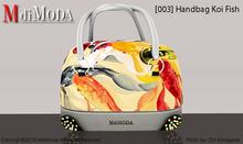 MdiModa - [003] Handbag Koi Fish