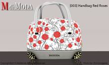 MdiModa - [003] Handbag Red Roses
