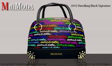 MdiModa - [003] Handbag Black Signature