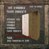 VGS Filing Cabinets