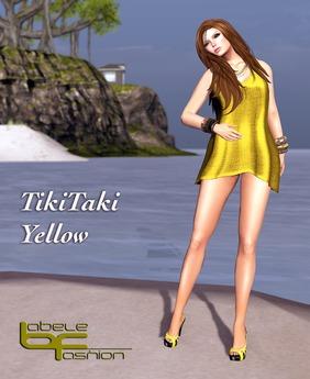 Babele Fashion :: TikiTaki Yellow
