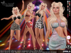 Sweet  :: Let's Dance Outfit (10 Dresses, 9 Shoes, HUD Driven), Shoes for Slink, #TMP & Maitreya