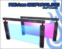 REVosa Scifi Railing