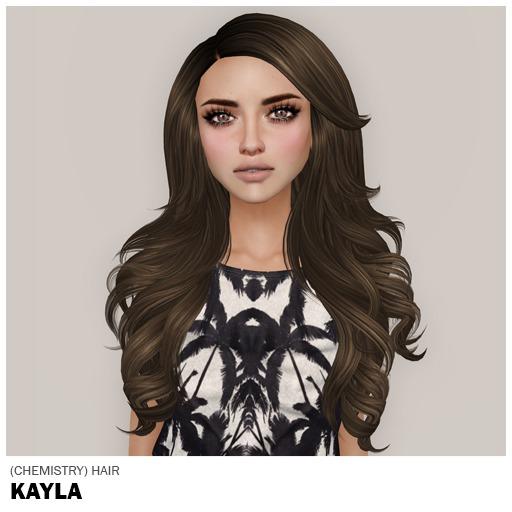 (Chemistry) Hair - Kayla - DEMO