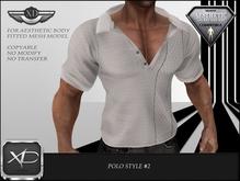 Polo Style #2 - (NIRAMYTH) - AESTHETIC