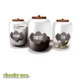 :CP: Industrial Coffee Jars