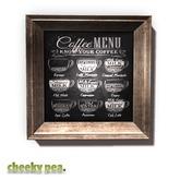 :CP: Industrial Coffee Art Menu
