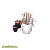 :CP: Industrial Coffee Stirrers