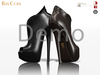 Mp bax poppy leather booties demo