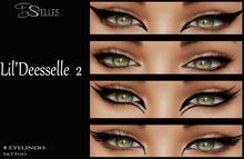 DS'ELLES- Lil'Deesselle 2 -(4 eyeliner)