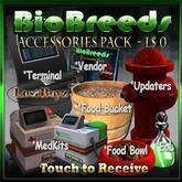 BioBreeds Accessories Pack Vendor 2.0.0