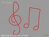 ~DecoFranzy~ Light Rope Key and Note (MC)