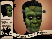 Frankenstien's Monster (Green)