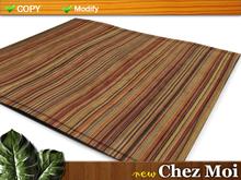 Rug Stripes New York ♥ CHEZ MOI