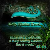 Meeroos Kelp Bowl V3.0