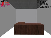 FFD Basic Corner Desk