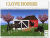 I love horses - Farm-Set