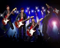 .:Puppet Master:. Rock Hero pose set