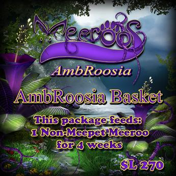 Meeroos AmbRoosia Basket V3.0