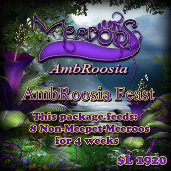 Meeroos AmbRoosia Feast V3.0