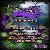 Meeroos AmbRoosia Platter V3.0