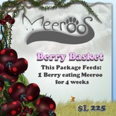 Meeroos Wild Berries Basket V3.0