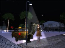 Street lamp (Auto Switch)