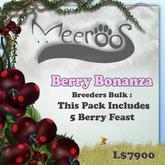 Meeroos Wild Berries Bonanza V3.0 7900L - BOXED