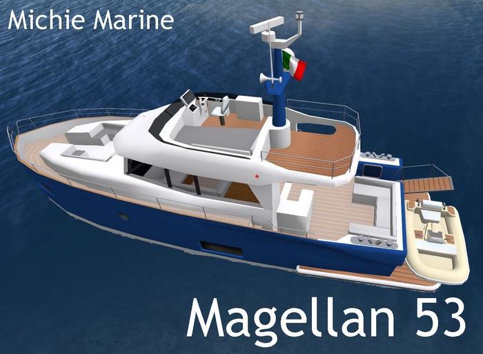 Michie Marine Magellan 53