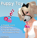 [Claimed] Mouth Toy - Puppy Toy