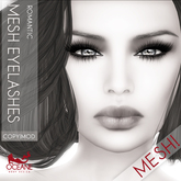 Oceane - Romantic Mesh Lashes