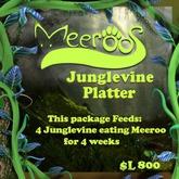 Meeroos Junglevine Platter V3.0