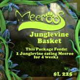 Meeroos Junglevine Basket V3.0