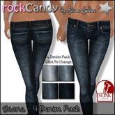 *rockCandy - Physique - Jeans - Denim 4 Pack
