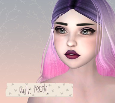 milk teeth. Poison Avatar 2.0 Skin Mod