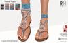 !Rebel Hope - Laguna Mesh Sandals  Rebel Pack