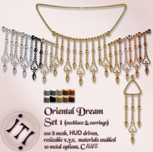 !IT! - Oriental Dream Set 1