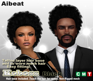 Aibeat *Koboss* black