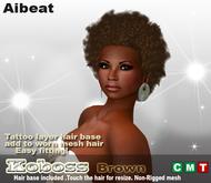 Aibeat *Koboss* brown
