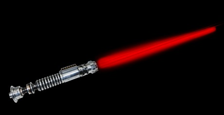 WZ Light saber with animation & sounds
