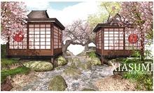 Ariskea [Blossom] Tea House Build