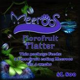 Meeroos Florofruit Platter V3.0